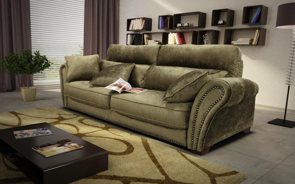Какая ткань для дивана лучше