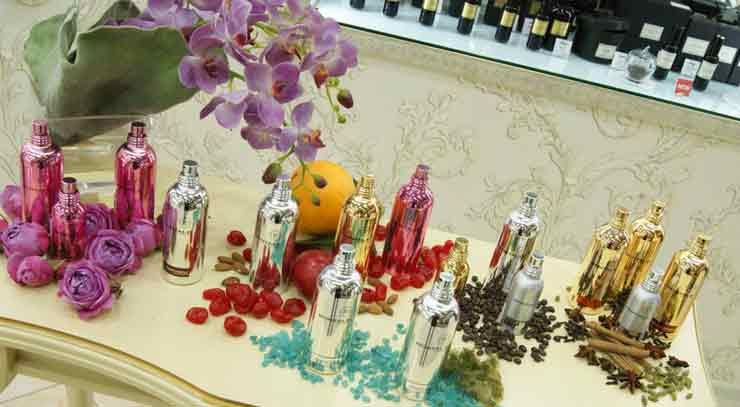 рекомендациям выбора идеального парфюма