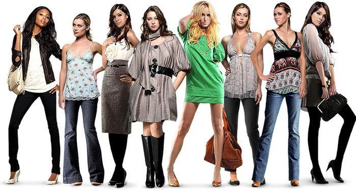 Особенности выбора платьев для каждого типа фигуры