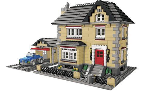 Преимущества конструктора LEGO