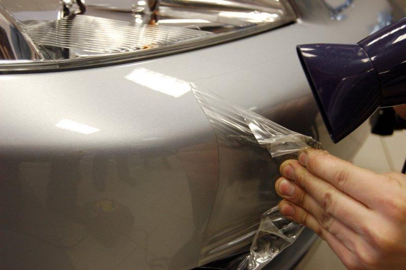Рекомендации по удалению пленки с автомобиля
