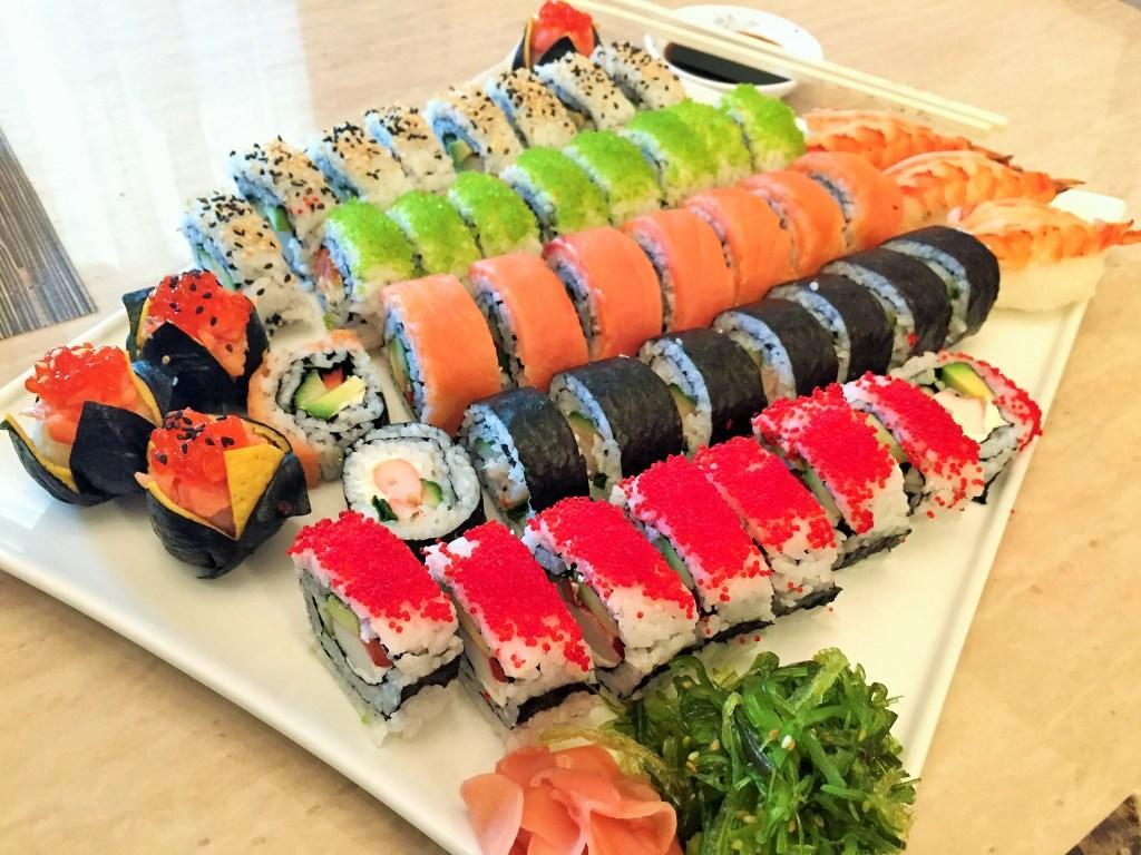 Как самому приготовить суши правильно