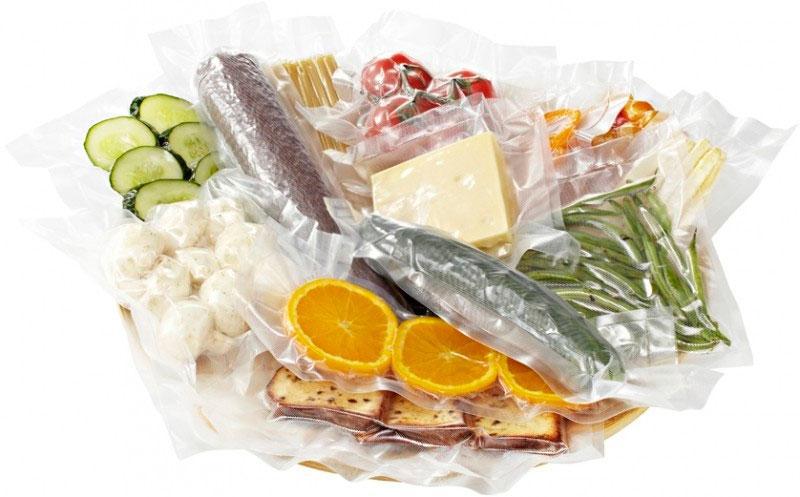 Пищевая упаковка: материалы и виды