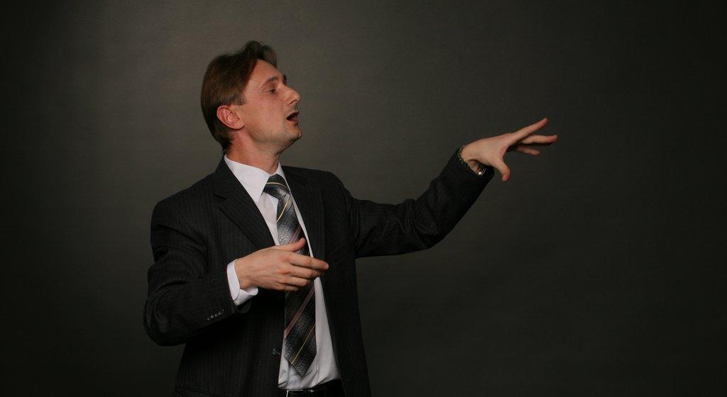 Как освоить ораторское мастерство