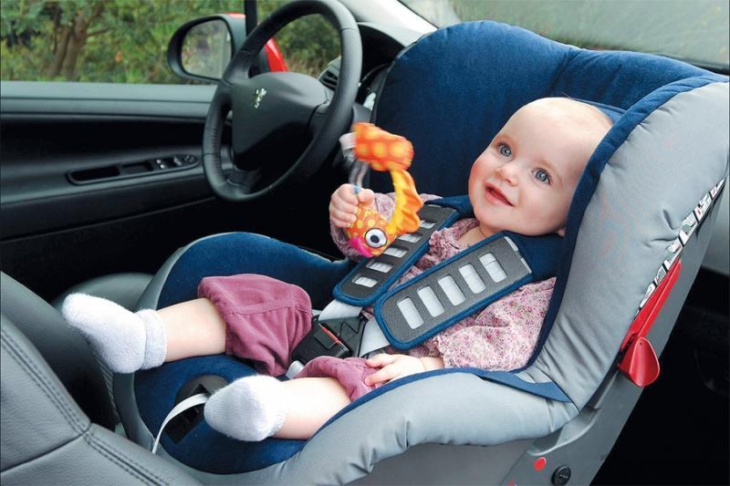 Как правильного подобрать автомобильное кресло для ребенка