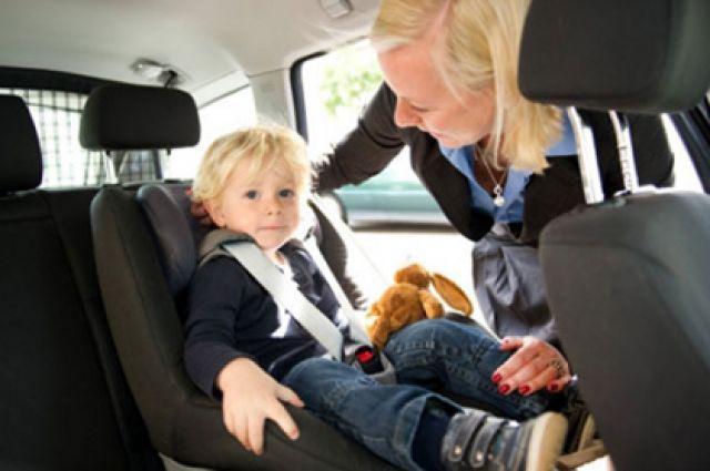 Класс автомобильного кресла