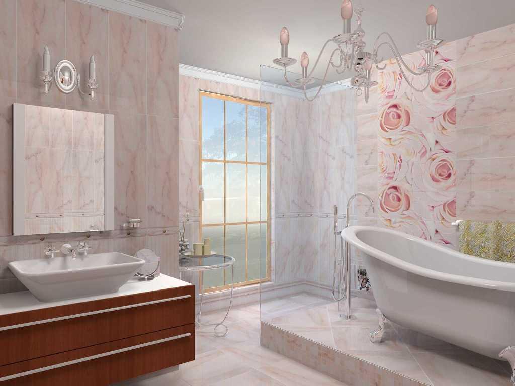 Подходящие условия для применения гипсокартона в ванной комнате