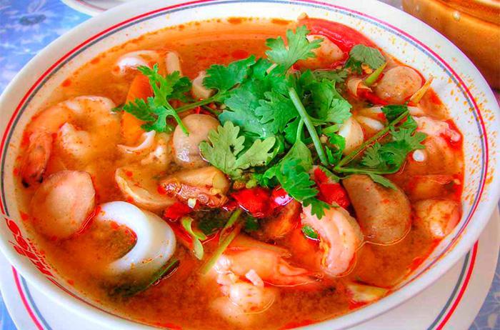 топ блюд тайской кухни