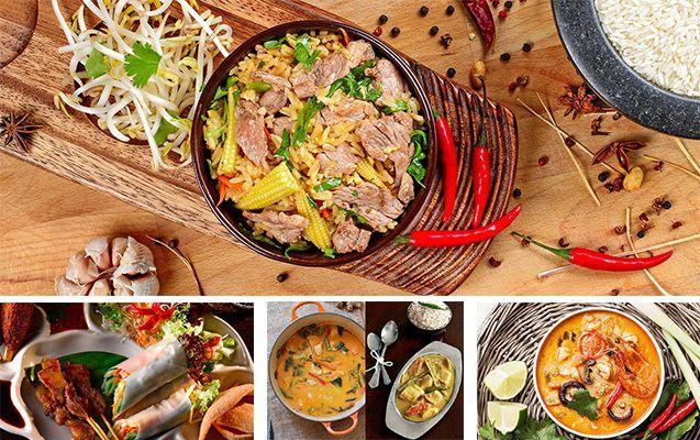 Таиландская кухня