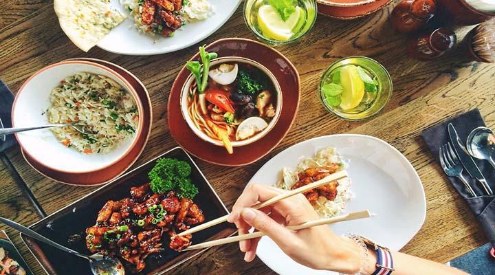 Самые известные блюда тайской кухни