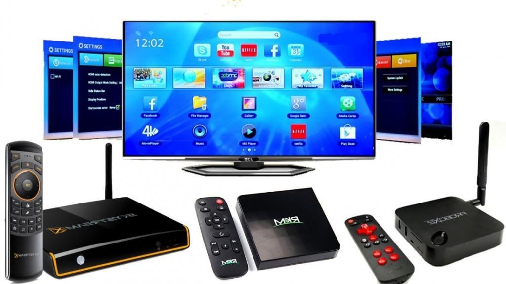 Основные параметры ТВ-приставок