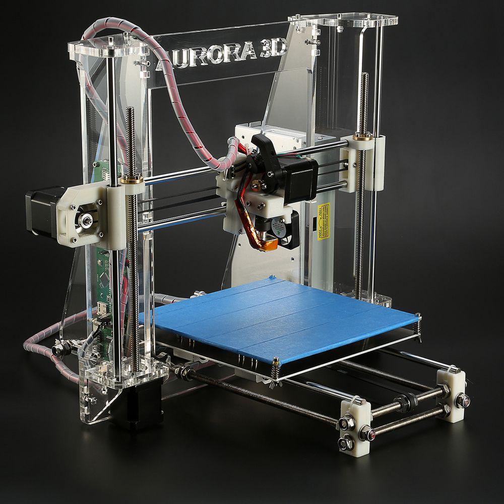 Основные разновидности 3D принтеров и сферы их использования