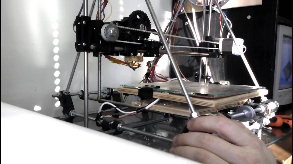 Разновидности 3D принтеров