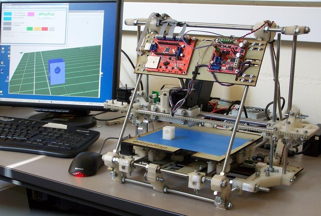 оборудования для3D печати