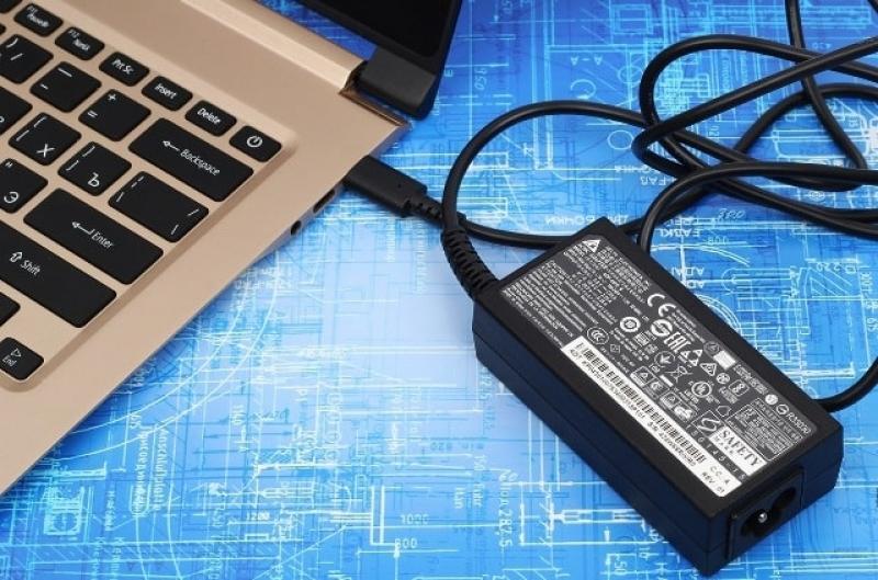 Регулировка выходного напряжения зарядного устройства