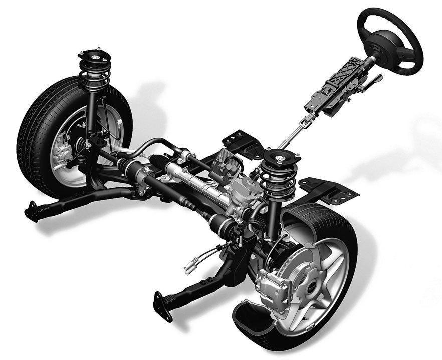 Рулевая рейка: особенности, ремкомплект и когда нужен ремонт